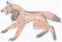 Dreamer CoyWolf. by Kitty-Lune
