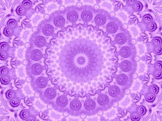Purple Kaleidoscope. by Kitty-Lune