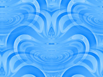 Light Blue Abstractions. by Kitty-Lune