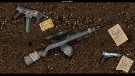 Anarchy Guns by LeM0N-head