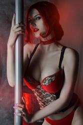 Velvet Velour - Vampire: The Masquerade - Bloodlin by BeataVargas