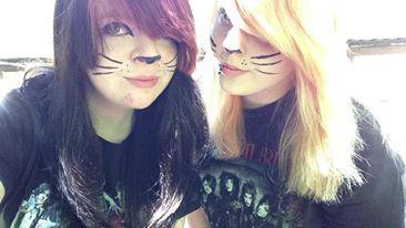 Me and Kaitlyn by harusuzumiya