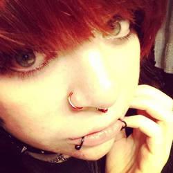 My face 2 by harusuzumiya