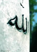 Allah by Aj07