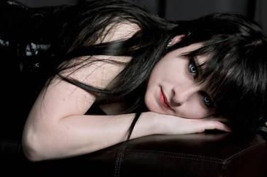 Goth Lady by Twisted-Spice