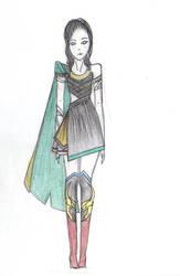 Loki Design challenge by CandyApplePie