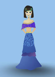 Wind Princess- Brittney Lee Style by TRBowl