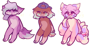 3 adopts | CLOSED by clownery