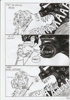 Aventure, Ne restez pas de marbre (part1) by troll-or-not-troll