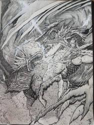 Dragons'wrath by troll-or-not-troll