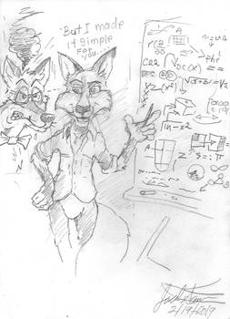 Theory of Everything by KosmoKOYOTE