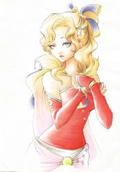 Terra Branford by SweetPoison-Bunny