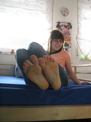 Perfect Soles 2 by SelfshotYourFeet