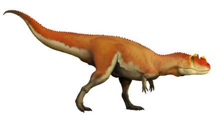 Ceratosaurus by pheaston