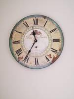 Wall Clock 06 by Elaweasel