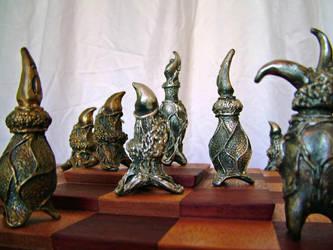 Chess Set by Aelfgifu