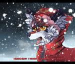 So cold! by Pharaonenfuchs