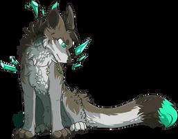 Grumpy Crystal Woof by BioHermistry