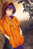Fall Rain by shmekldorf