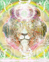 Lion of Judah by sageman2012