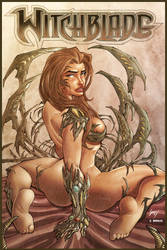 WITCHBLADE by Saul Morales colored by Dany-Morales