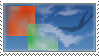 Windows 2000 stamp by TimeLobster