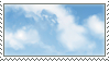 Windows 95,98 Clouds stamp by TimeLobster