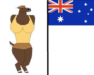 Kyleigh the Australian Sambar by MW2SOAG