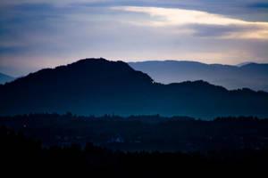 Misty Evening by chr85