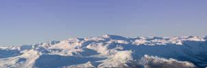 Tinden panorama by chr85