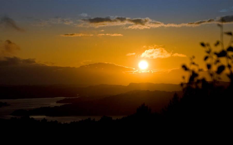 Sunset at Storrinden by chr85