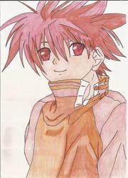 Daisuke D. N. Angel by Szakal63
