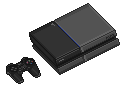 PS4 by hara-reita