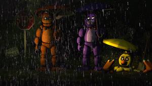 rainy falls by Dr-dash