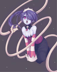 Maid Up! Squigly! by ScarletZeL