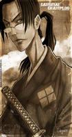 - Jin - Samurai Champloo by sergio-quijada