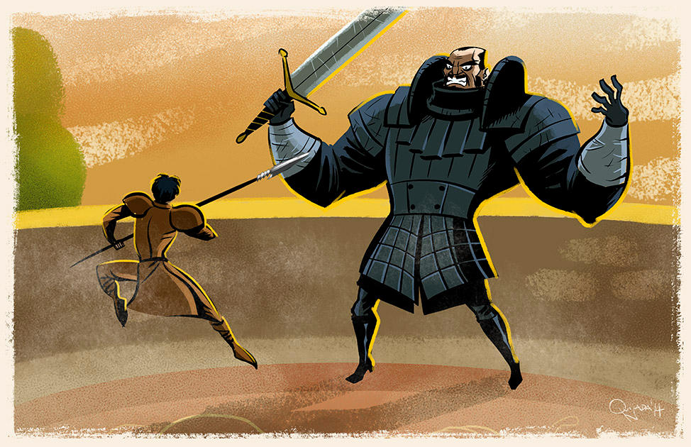 - The Mountain and the Viper + Video by sergio-quijada