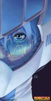 - ROBOTECH 20th anniversary - by sergio-quijada