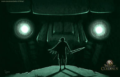 - Shadow of the Colossus - by sergio-quijada