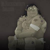 Dr. Frankenstein's Creature by mscorley