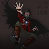 Spring Heeled Jack by mscorley