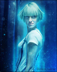 The Frost Lady by demolibium