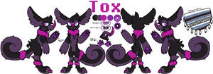 Tox (Official Chimeron MYO!) UPDATED by Goldie-Fi