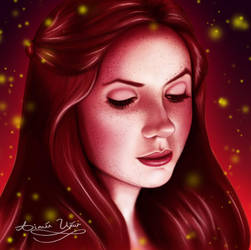 Pink Amy Pond by AimeeEUart