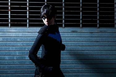 Nightwing by HelloDarkside