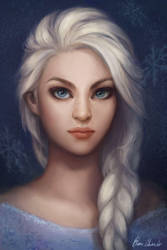 Elsa by feavre