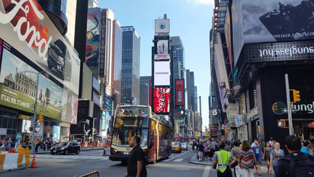 Time Square pic.2 by Roman-Santos