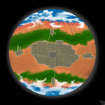 UPDF Terraformed Mars by Canvasbirdie