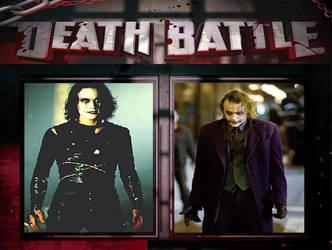 DEATH BATTLE Wishlist No.72 by IronBloodAika