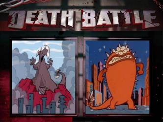 DEATH BATTLE Wishlist No.131 by IronBloodAika